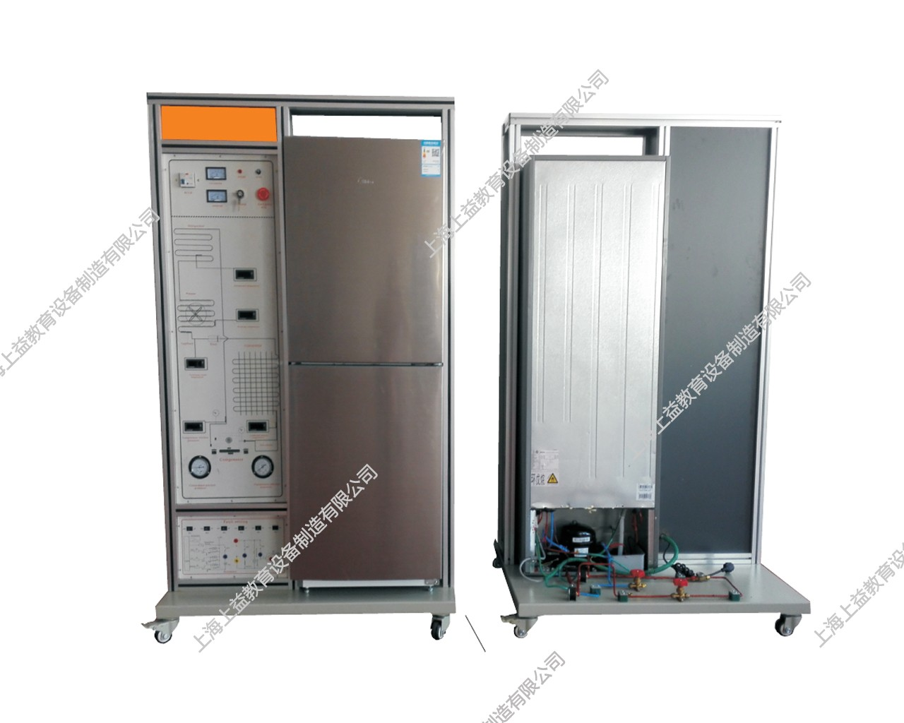 SYJDY-ET2型 电冰箱制冷系统wwwlehu8viplehu68vip装置(无霜)