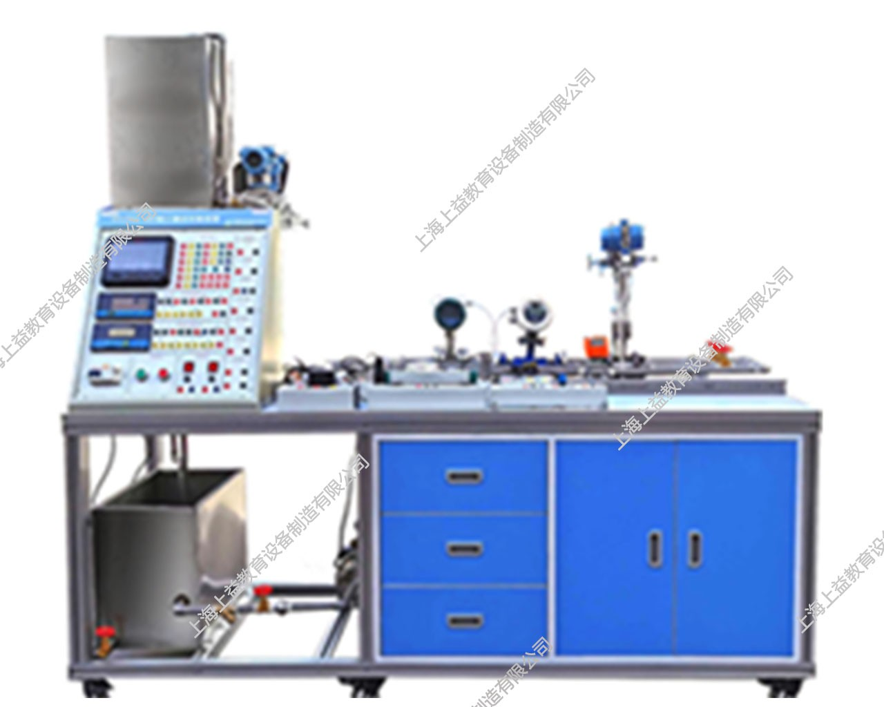 SYJYD-3热工仪表控制过程测量实验装置