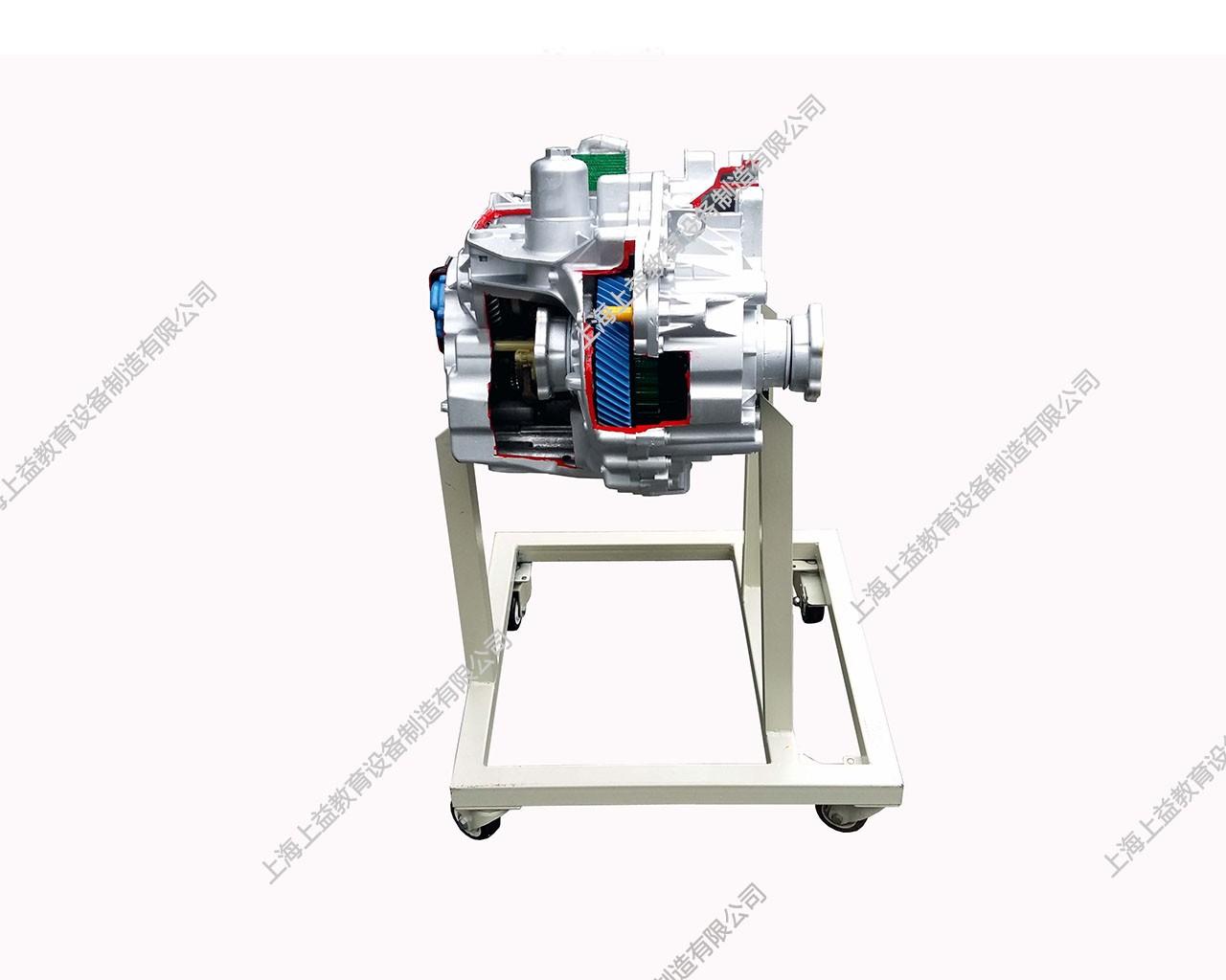 双离合器变速器解剖台架(六档)