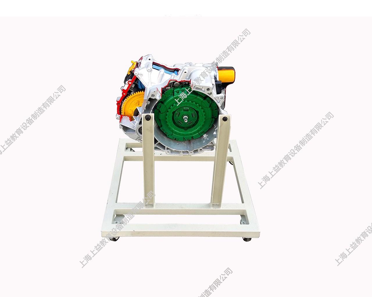 双离合器变速器解剖台架(七档)