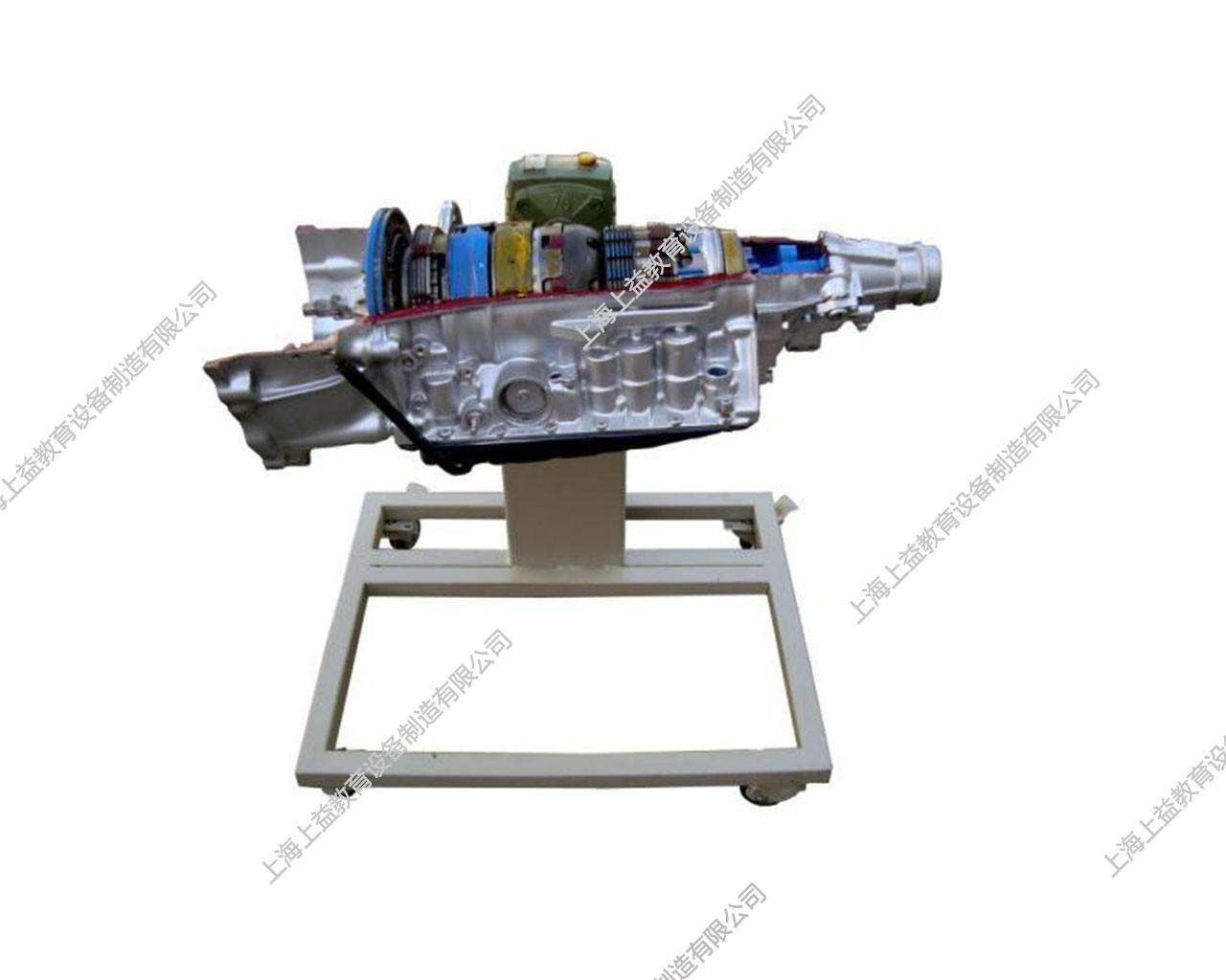 丰田A340E自动变速器解剖台架(带翻转架)