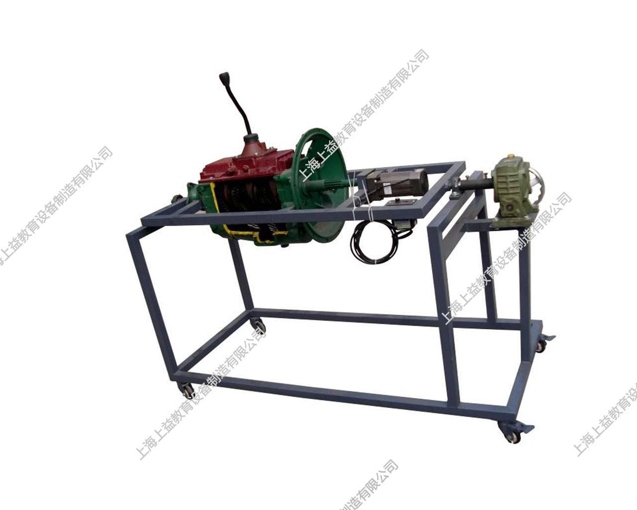 货车手动变速器解剖台架(带翻转架)