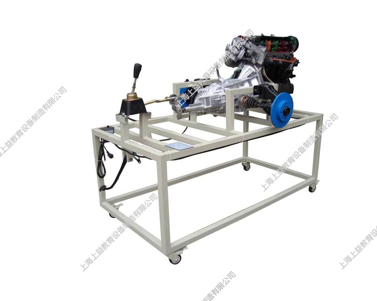 汽车动力驱动与传动系统演示解剖模型(大众STN3000)