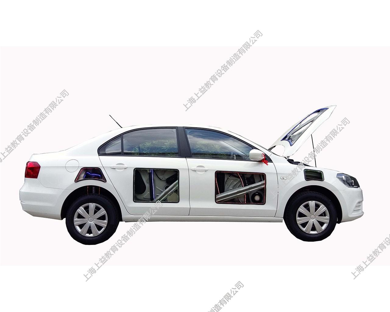 整车解剖模型(大众捷达)
