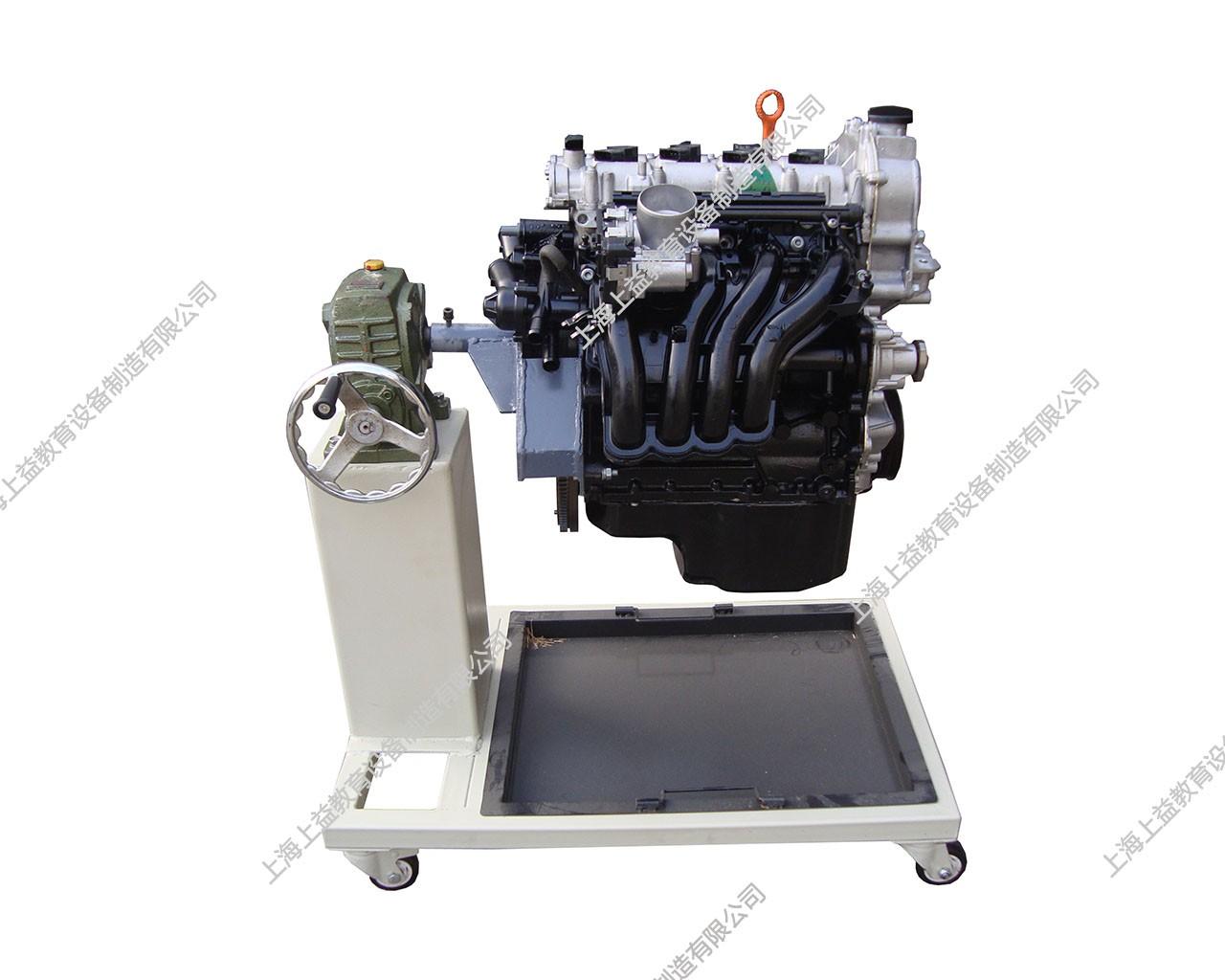 拆装用电控汽油发动机附翻转架(大众EA211-1.6L)