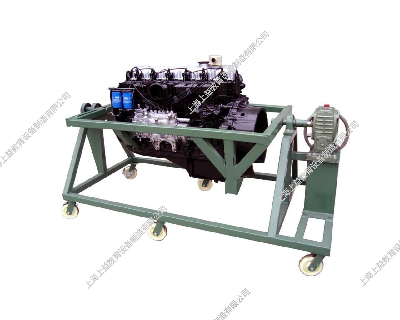 拆装用柴油发动机附翻转架(CA6110)