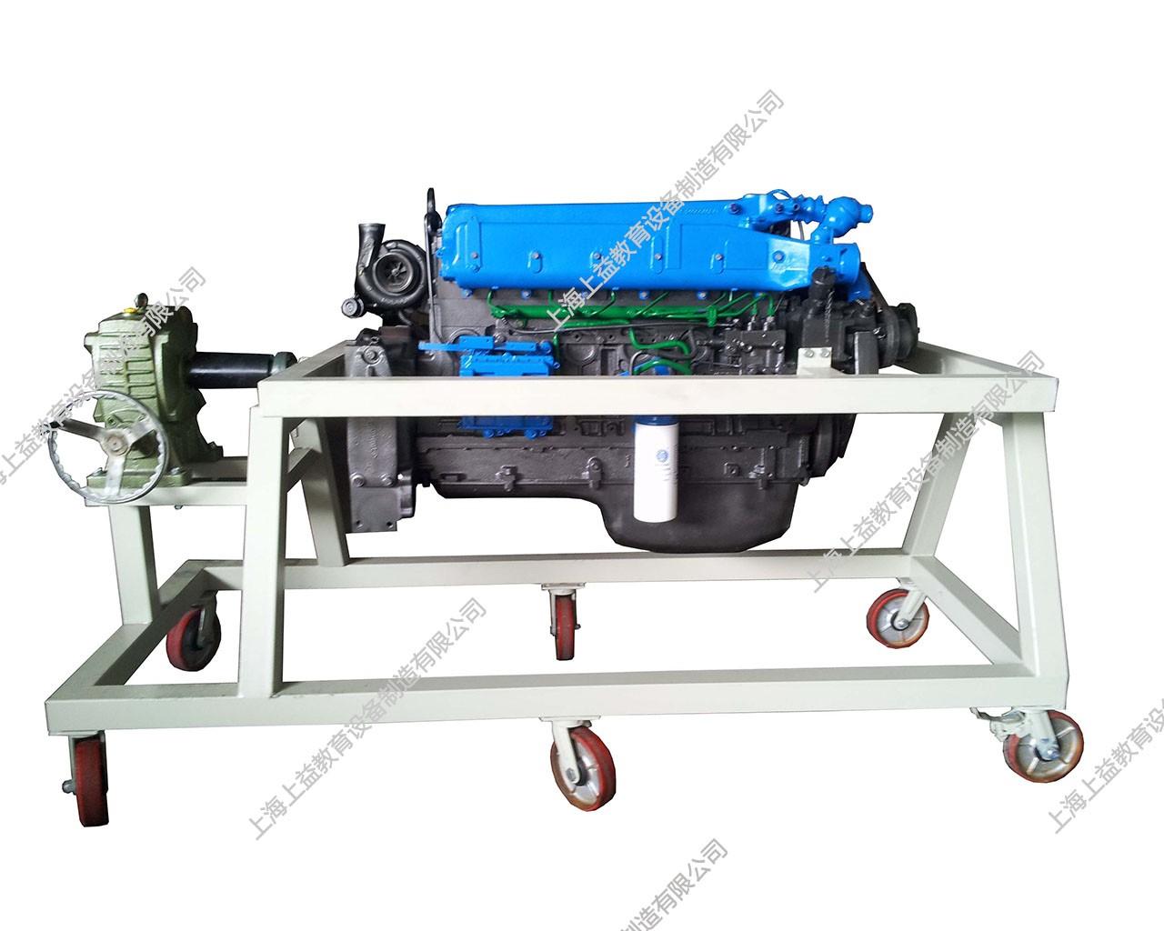 拆装用柴油发动机附翻转架(维柴WD615)