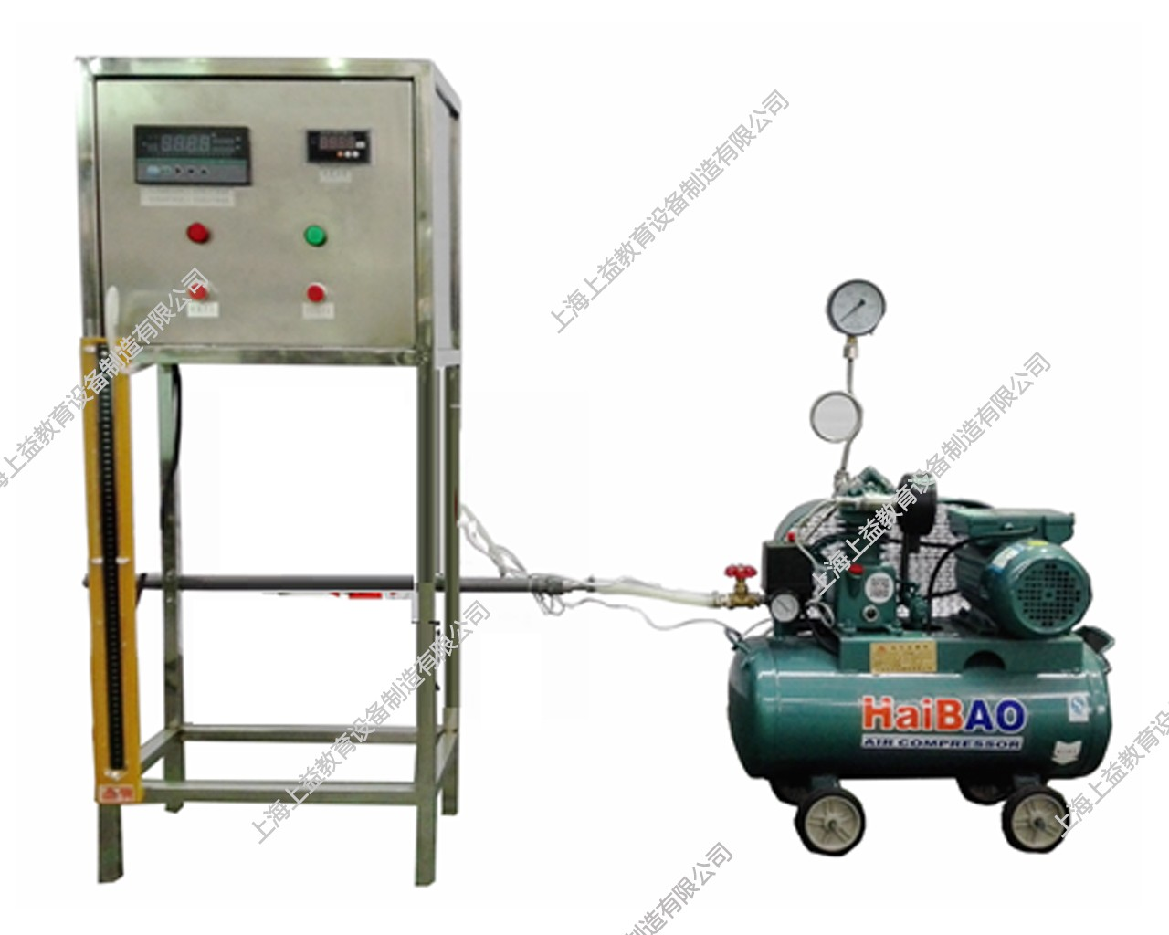 SYCN-21活塞式压气机性能实验装置