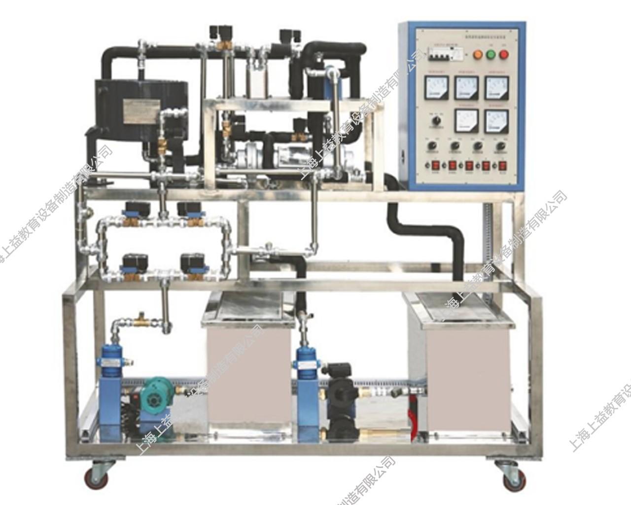SY-JYD2型换热器综实验装置