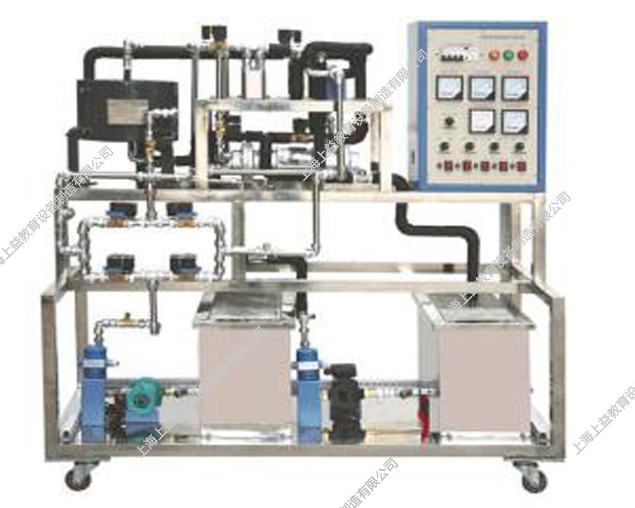 SY-JYD3智能型换热器综合实验装置