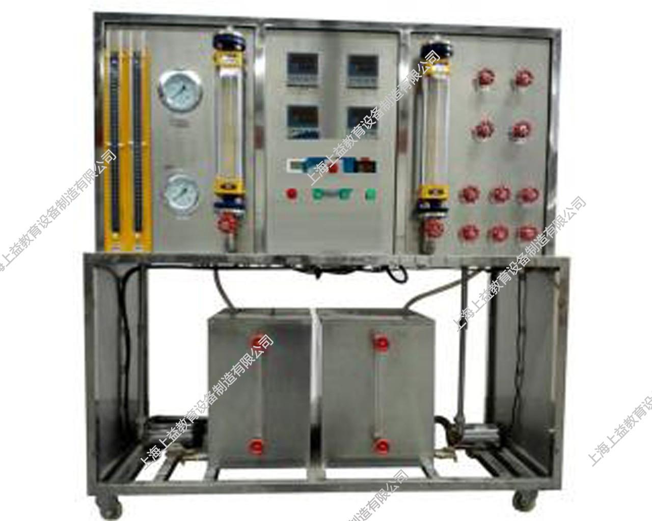 SY-JYDRJ2型换热器实验台