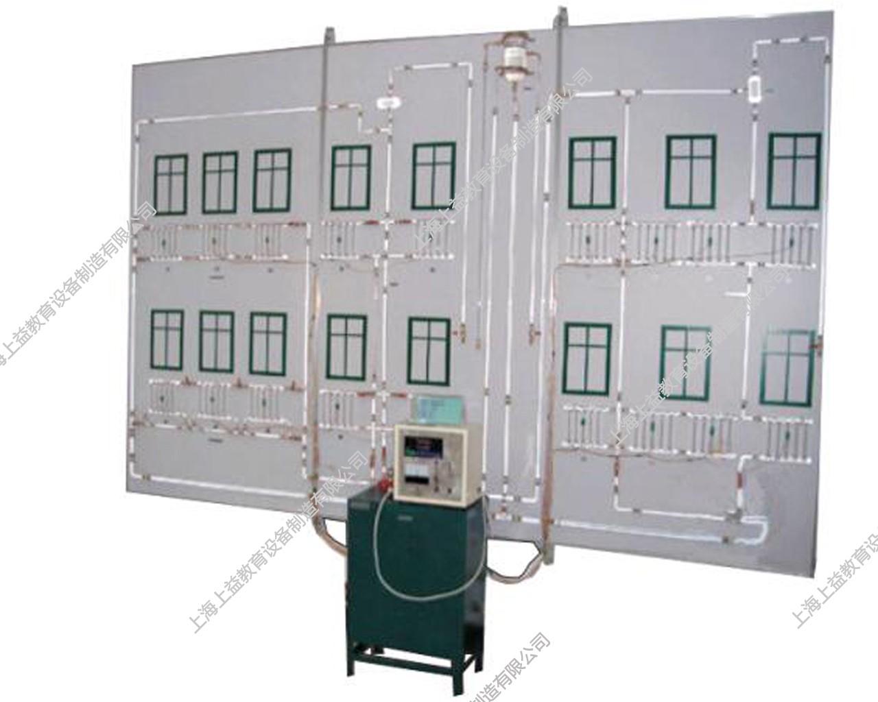 SY-M15型 采暖系统教学模拟wwwlehu8vip系统