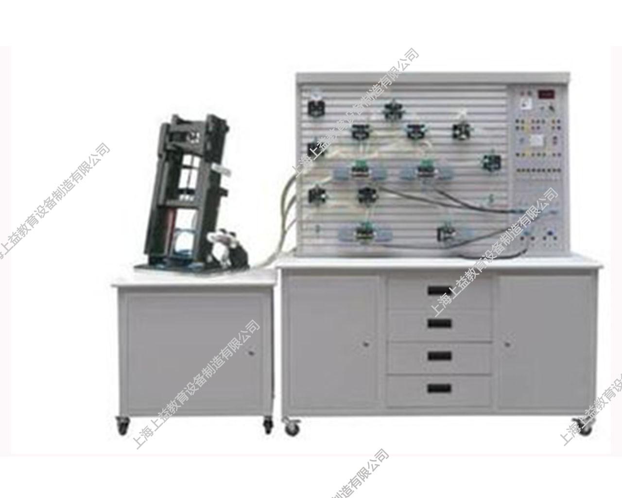 液压叉车控制教学实验台