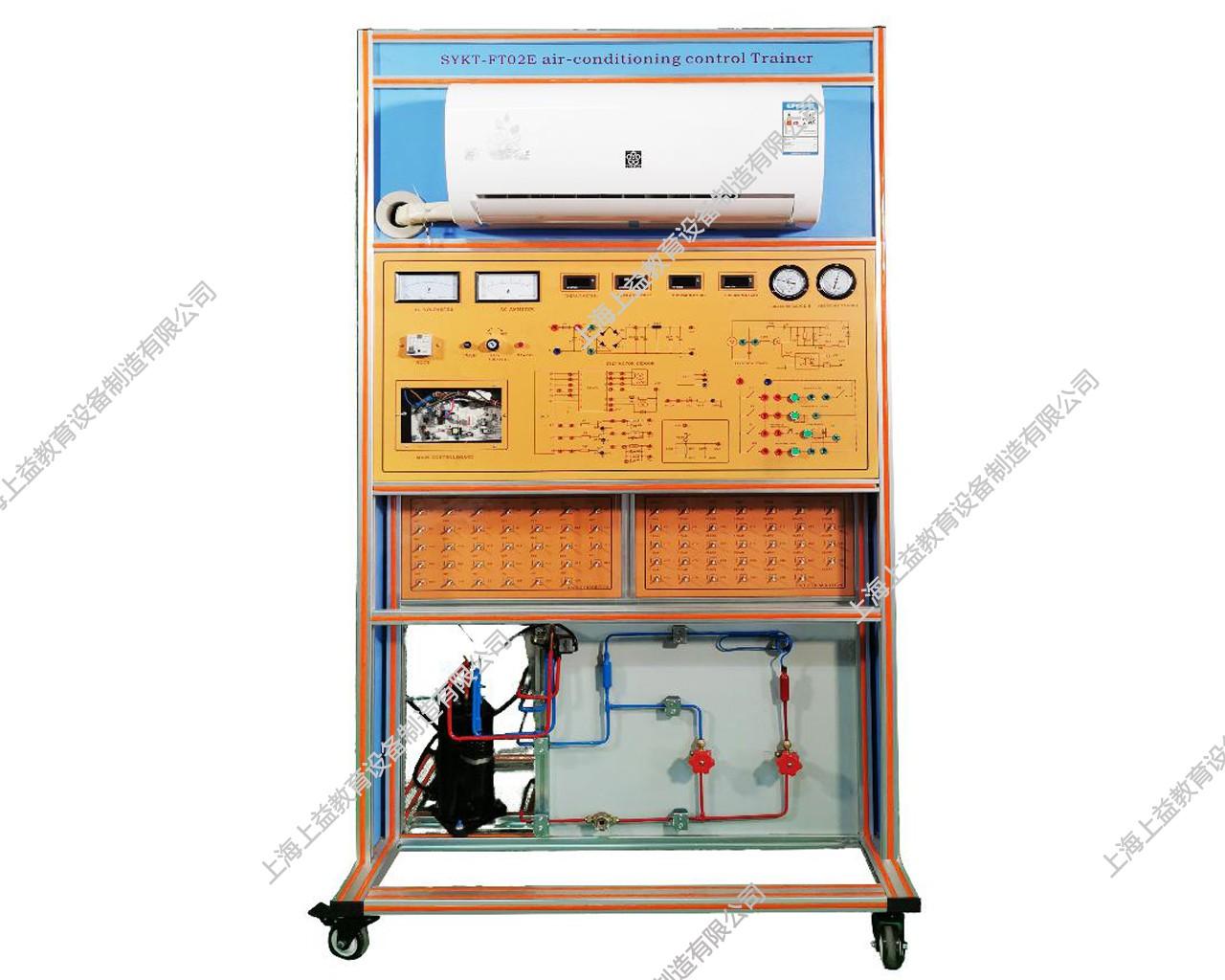 SYKT-FT02E型 热泵空调控制wwwlehu8vip装置