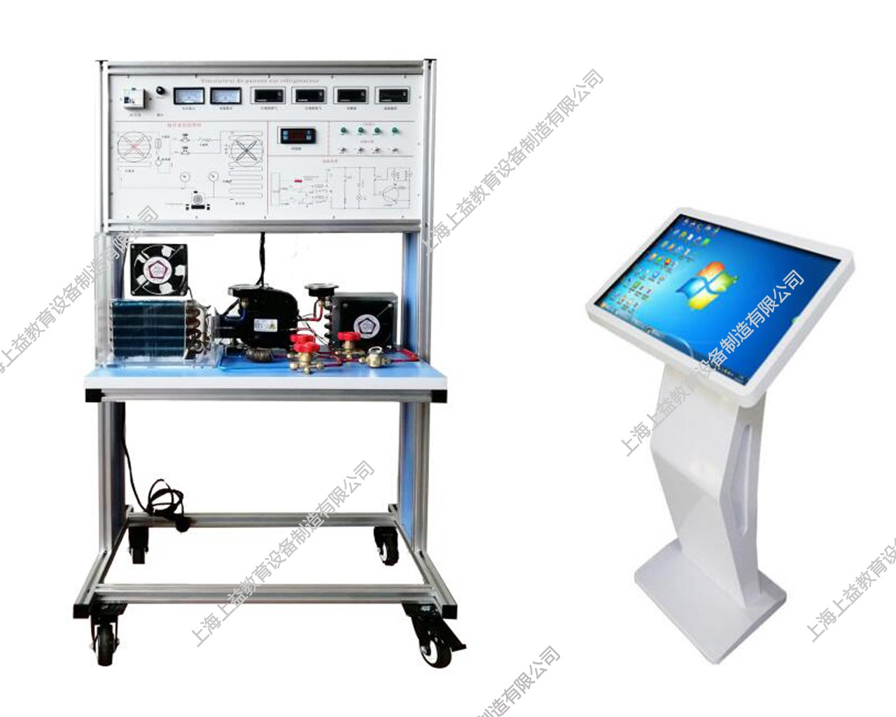 SY-JYD35T-2型 智能电冰箱综合原理wwwlehu8vip台